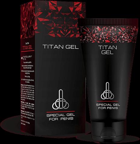 Официальный сайт Титан геля